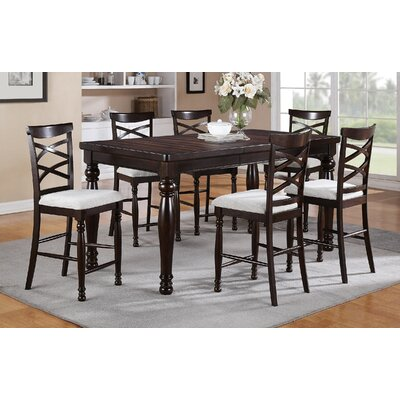Winners Only Inc Hamilton Park 7 Piece Dining Set Reviews Wayfair