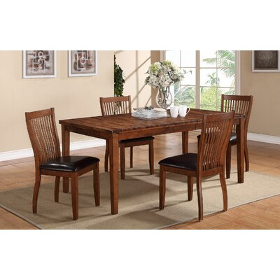 Loon Peak 5 Piece Dining Set
