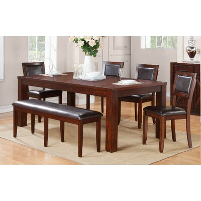 Winners Only, Inc. Fallbrook Extendable Dining Table