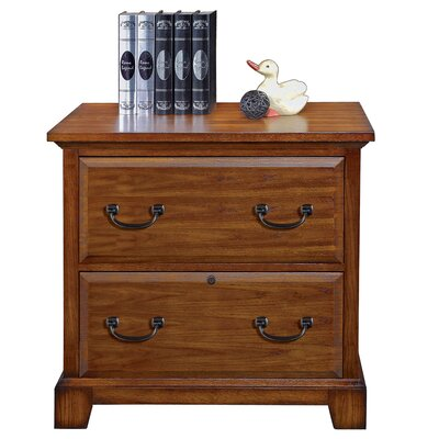 Darby Home Co Schueller 2-Drawer Later..