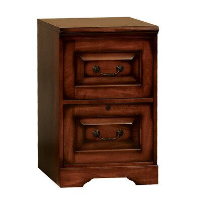 Darby Home Co Smithville 2 Drawer File Cabinet