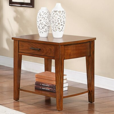 Alcott Hill Delmont End Table