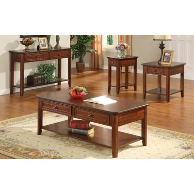 Alcott Hill Thompson Falls Coffee Table Set