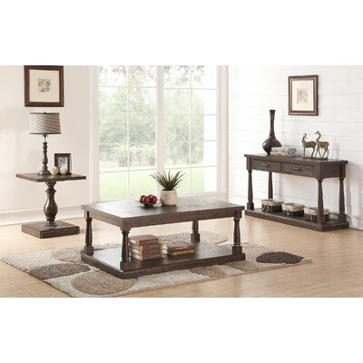 Alcott Hill Atwell Coffee Table Set