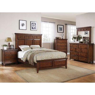 Loon Peak Nashoba Panel Bed
