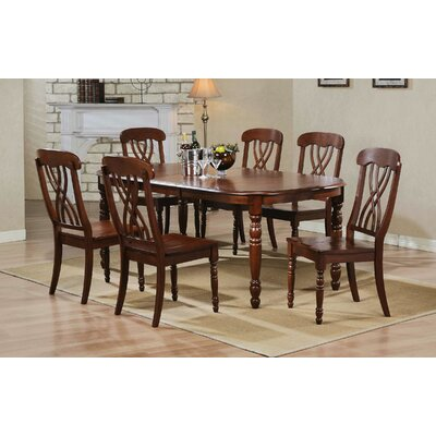 Alcott Hill Corell Park 7 Piece Dining Set