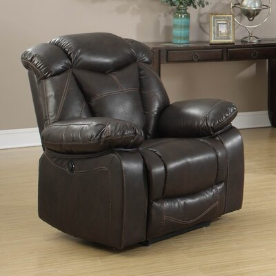 AC Pacific Otto Transitional Reclining Ar..