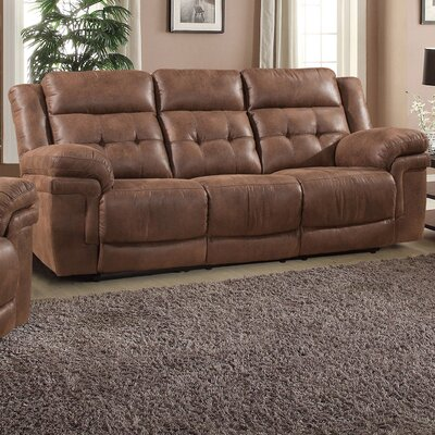 AC Pacific Kingston Reclining Sofa