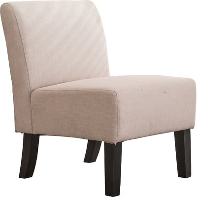 AC Pacific Armless Slipper Side Chair