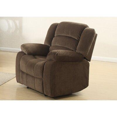 AC Pacific Bill Reclining Living Room Chair
