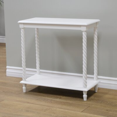 Charlton Home Dolder End Table