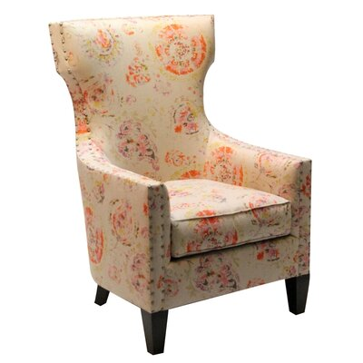 Pennisula Home Collection Co. Jordan Junoon Chili Armchair