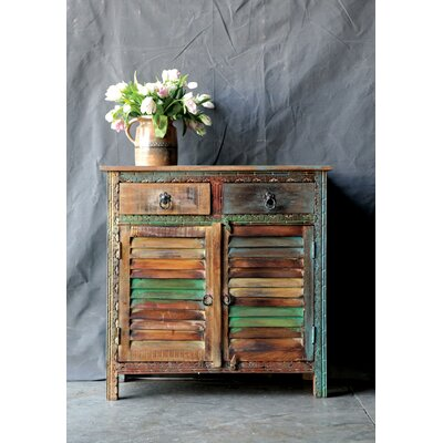 Creative Co-Op Cottage Sideboard