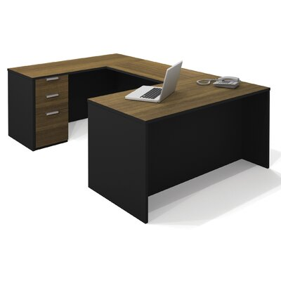 Bestar Pro-Concept U-Shape Desk Office..