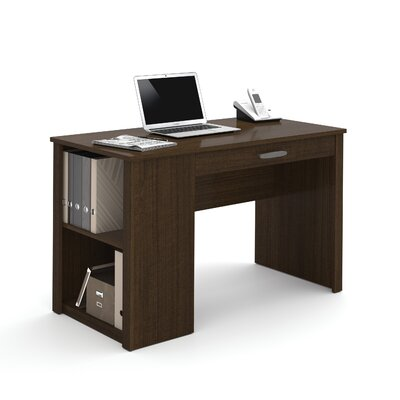 Bestar Acton Computer Desk with Storage Image