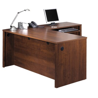Bestar Embassy L-Shaped Executive Desk