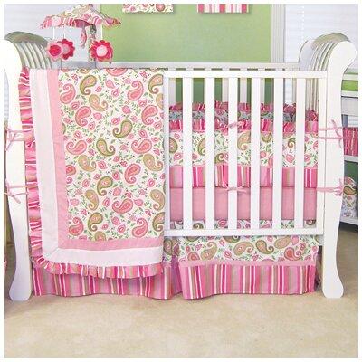 Trend Lab Paisley Park 4 Piece Crib Bedding Set Amp Reviews