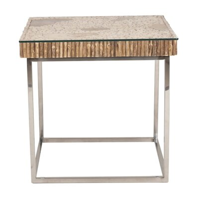 One Allium Way Montcerf End Table