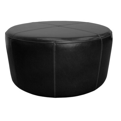 Orient Express Furniture Essentials Wheel Ottoman