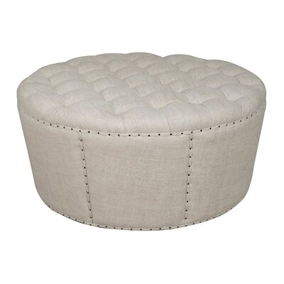 Orient Express Furniture Essentials Humphrey Ottoman