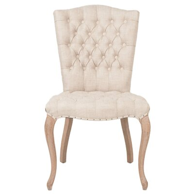 Orient Express Furniture Essentials Henri Side Chair (Set of 2)