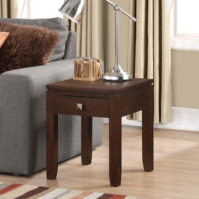 Simpli Home Ryedale End Table