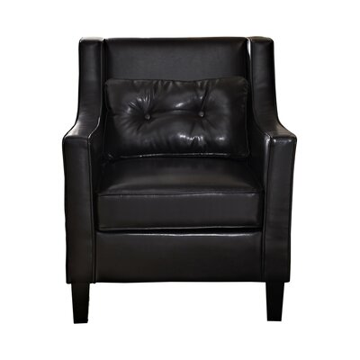 Simpli Home Ashland Club Chair