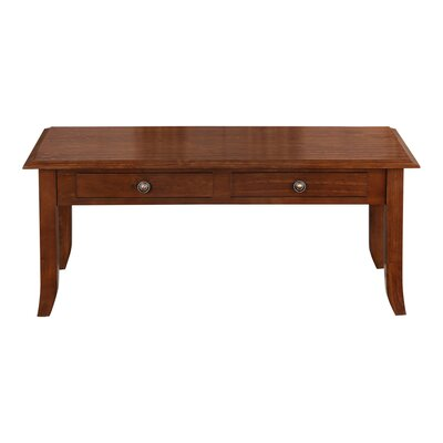 Simpli Home Devon Coffee Table