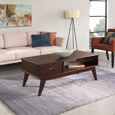 Simpli Home Draper Mid Century Coffee Table