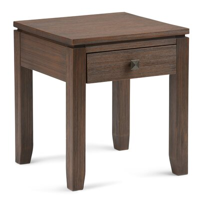 Simpli Home Cosmopolitan End Table
