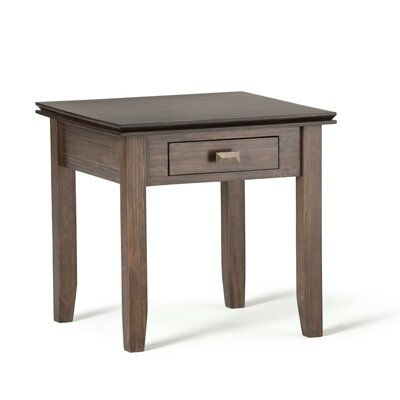 Simpli Home Artisan End Table