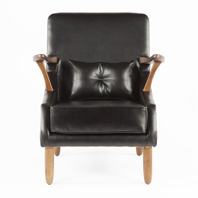 dCOR design Vejle Arm Chair with Pillow