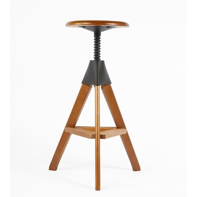 dCOR design Adjustable Height Bar Stool