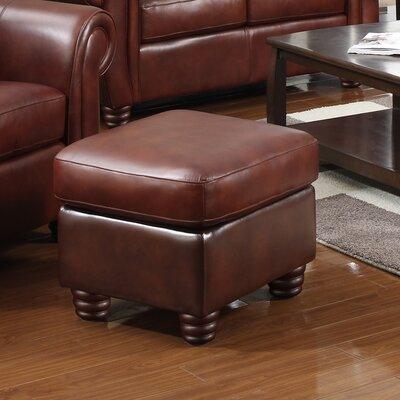 At Home Designs Mendocino Ottoman