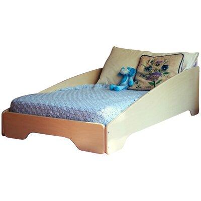 Sodura Zoom Toddler Platform Bed