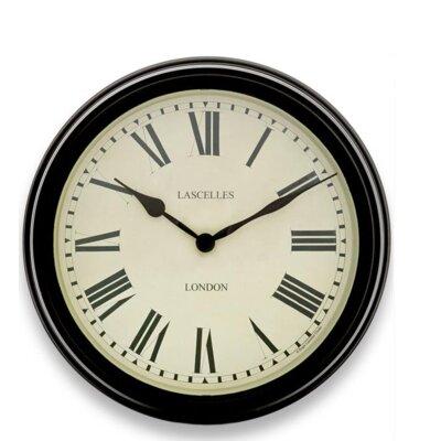 Roger Lascelles Clocks 38.5cm Classic School Wall Clock ...