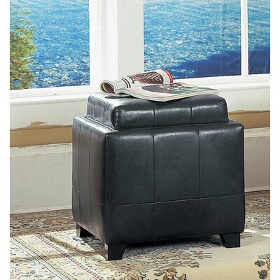 Williams Import Co. Storage Cube Ottoman