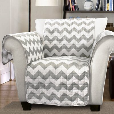 Lush Decor Chevron Arm Chair Protector Reviews Wayfair