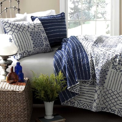 Lush Decor Monique Quilt Set