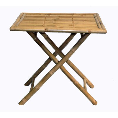 Bamboo54 Folding Side Table