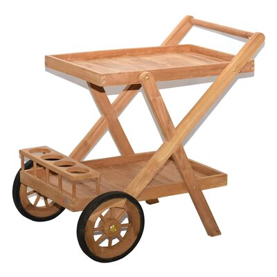 Bamboo54 Serving Cart