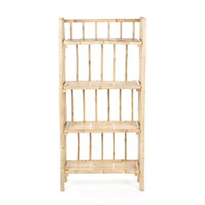 Bay Isle Home Porter 4 Tier Bamboo 53