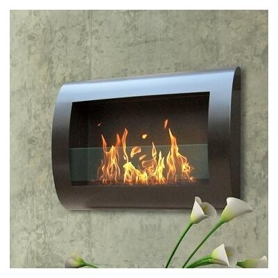 Anywhere Fireplaces Anywhere Fireplaces Chelsea Wall Mount Bio Ethanol Fireplace Reviews Wayfair