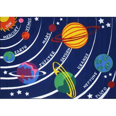 - Fun Rugs Fun Time Solar System Kids Rug & Reviews Wayfair