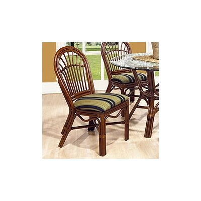 Boca Rattan Amarillo Side Chair