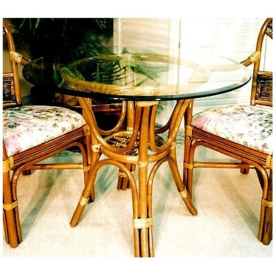Boca Rattan Delta  Dining Table