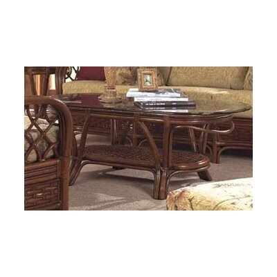 Boca Rattan Coco Cay Coffee Table