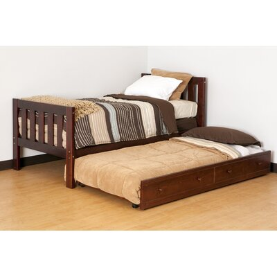 Canwood Furniture Alpine II Slat Bed