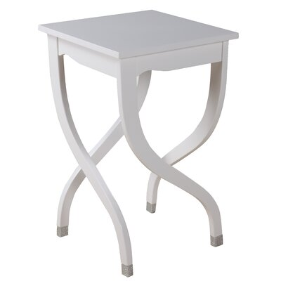 Gail's Accents Modern Crazy Leg Table
