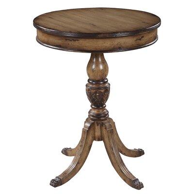 Gail's Accents ETC Pedestal End Table